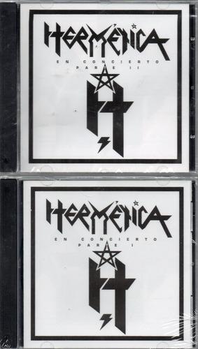hermetica - discografia completa 8 cd sellados 100% original
