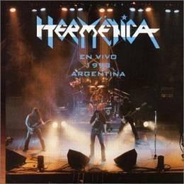 hermetica hermetica en vivo 1993 argenti cd nuevo