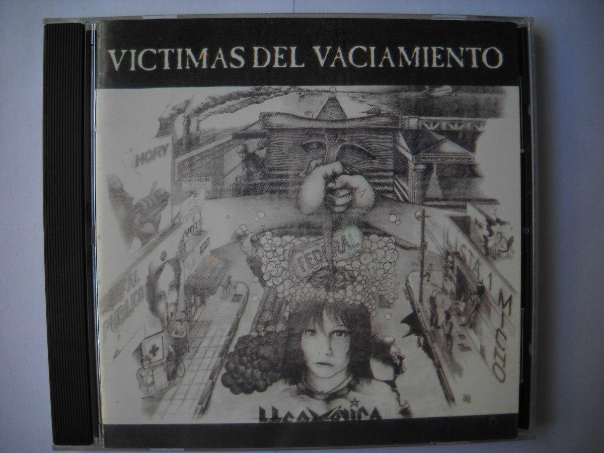album victimas del vaciamiento hermetica