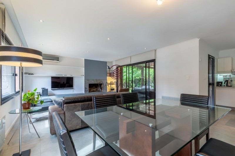 hermosa, amplia y luminosa propiedad en barrio privado -ref:393