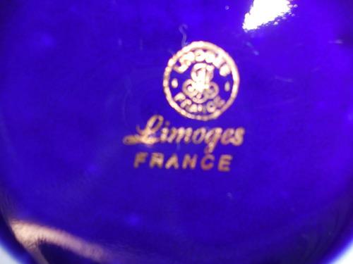 hermosa anfora de porcelana francesa: limoges