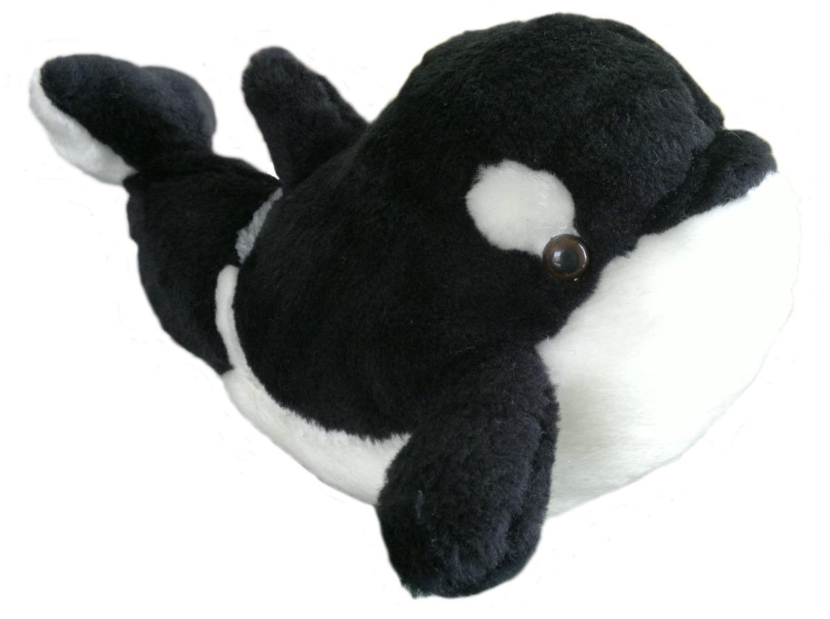Ballena Orca Mediana 29 cm KC