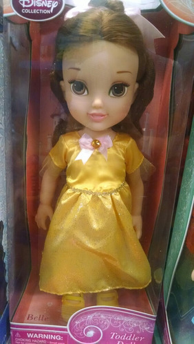 hermosa belle toddler doll disney collection