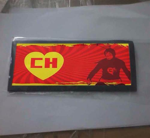 hermosa billetera de el chapulin colorado