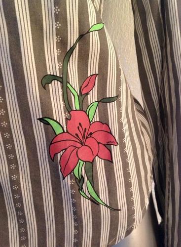 hermosa blusa diesel l
