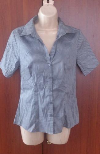 hermosa blusa h&m talla s como nueva