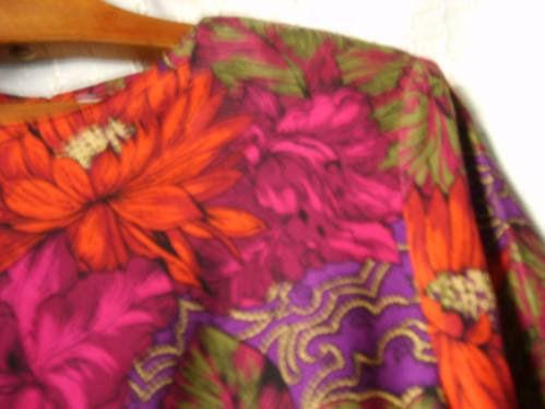 hermosa blusa precioso estampado