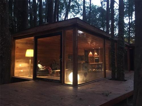 hermosa cabaña en chacras de maschwitz