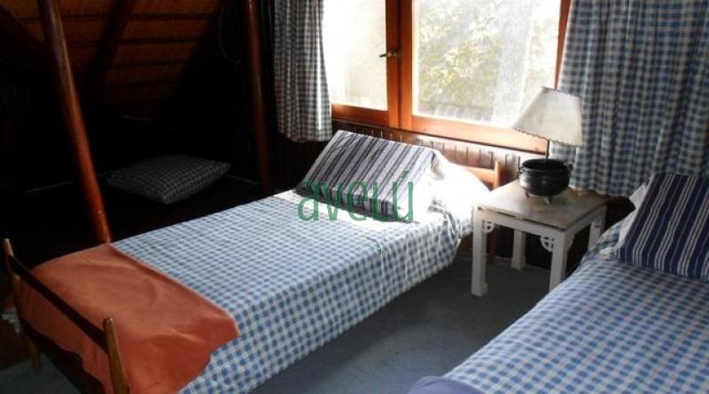 hermosa cabaña en pda.  32 a dos cuadras del mar.- ref: 51