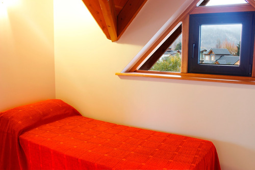 hermosa cabaña para 12 personas y vistas al cerro chapelco!!