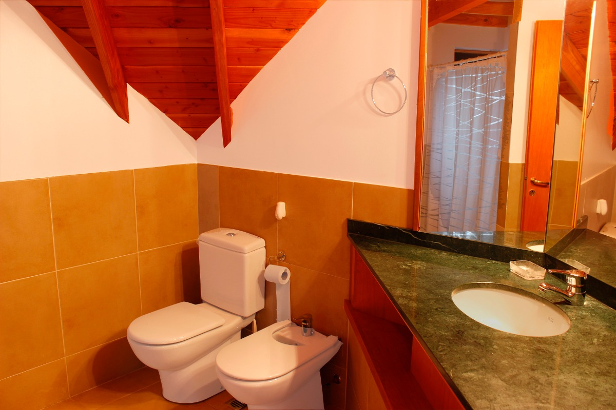 hermosa cabaña para 8- 12 personas y vistas al chapelco!!