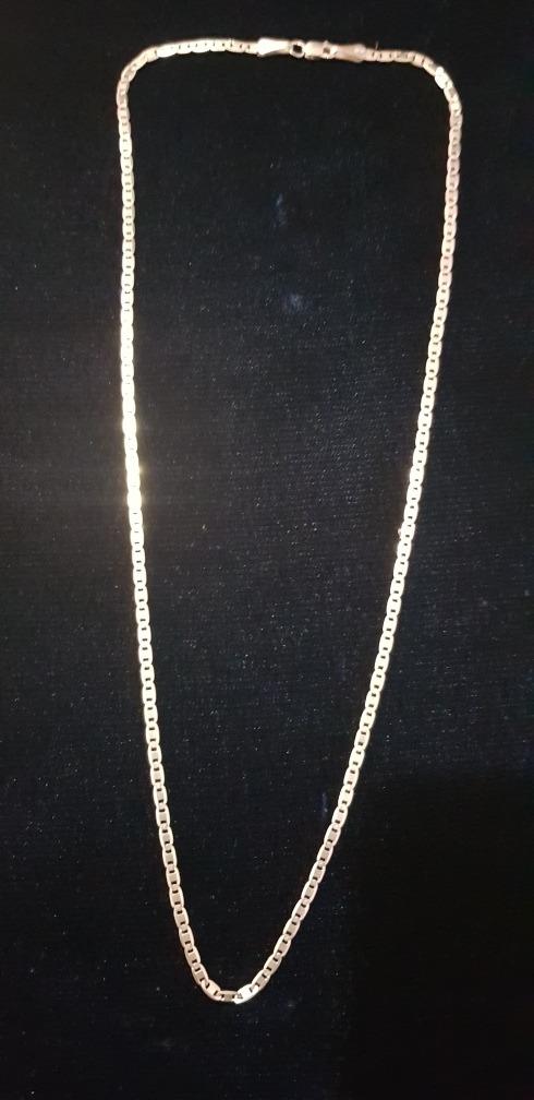 03648234bbb9 hermosa cadena planchada plata ley .925 solida garantizada. Cargando zoom.