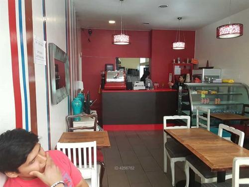hermosa cafetería ubicada en providencia