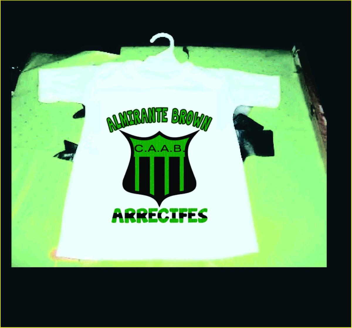 hermosa camiseta de bebe de almirante brown de arrecifes. Cargando zoom. 143da2c3d81bc