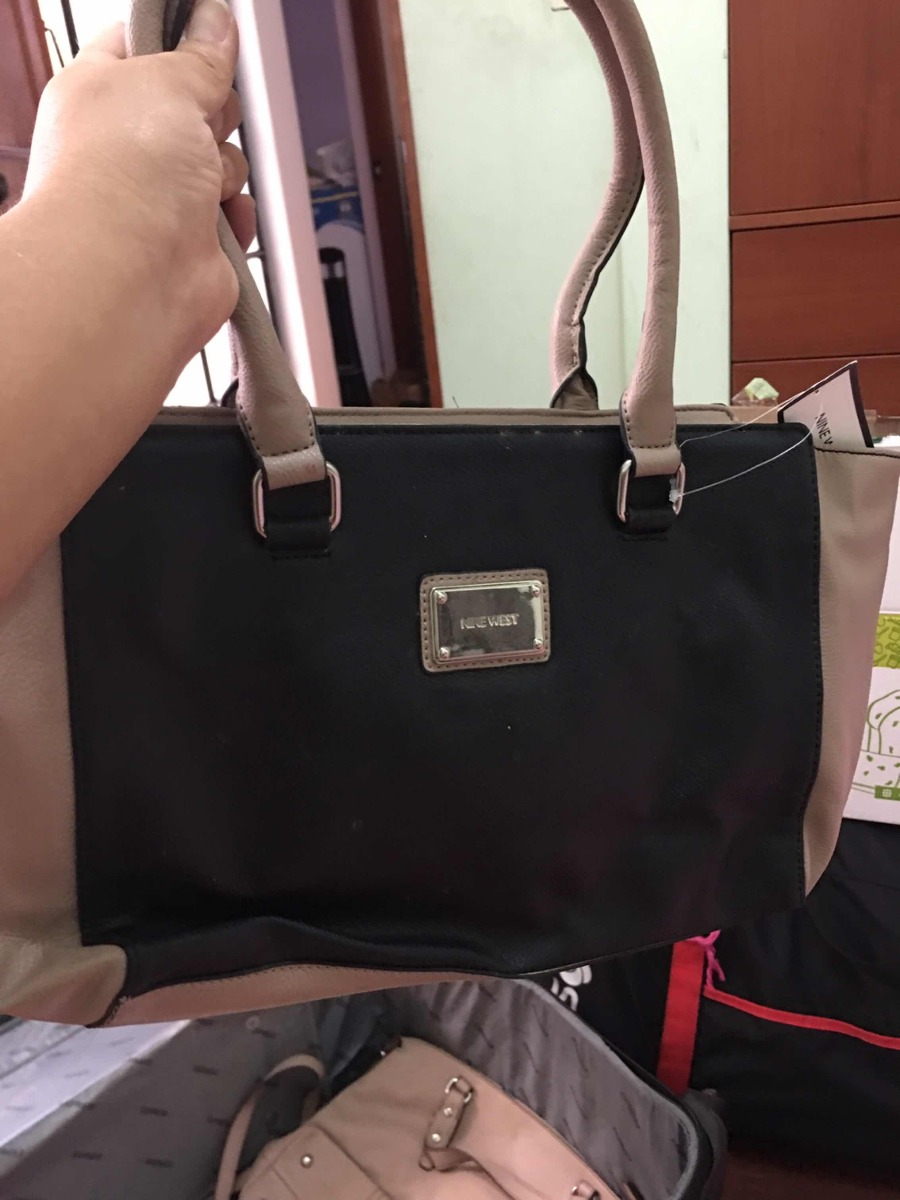 56efe2945 Hermosa Cartera Nine West Original Oferta - S/ 180,00 en Mercado Libre