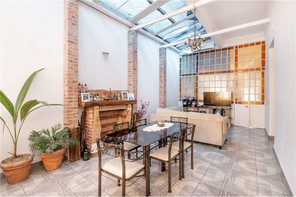 hermosa casa 4 amb c/gge, parque y terraza!10 x 40