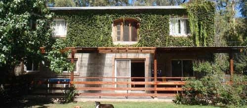 hermosa casa 6 amb con parque, quincho y pileta - benavidez