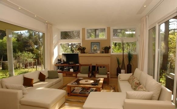 hermosa casa a 2 cuadras de la playa en carilo