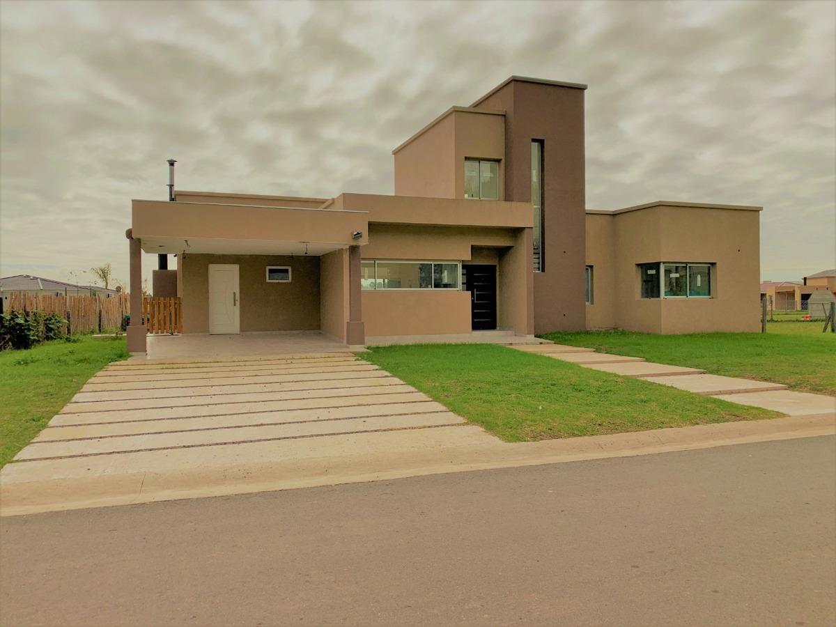 hermosa casa a estrenar barrio santa ines - precio rebajado