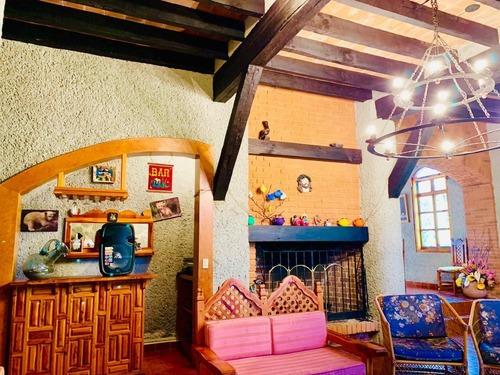 hermosa casa  al estilo vallesano