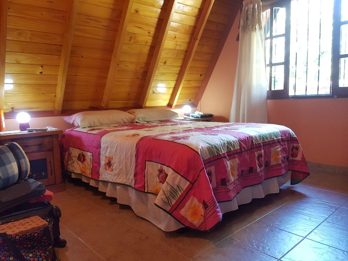 hermosa casa alpina - excelente ubicación