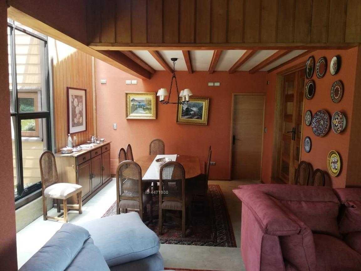 hermosa casa camino a santa juana km 1,3