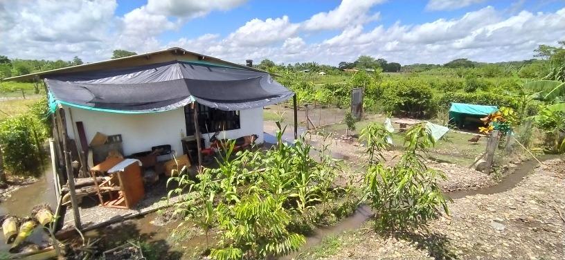 hermosa casa campestre a 15 mins de villavicencio