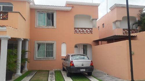 hermosa casa centrica atras del seguro de la nichupte