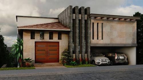 hermosa casa con alberca en la loma club de golf, san luis potosi
