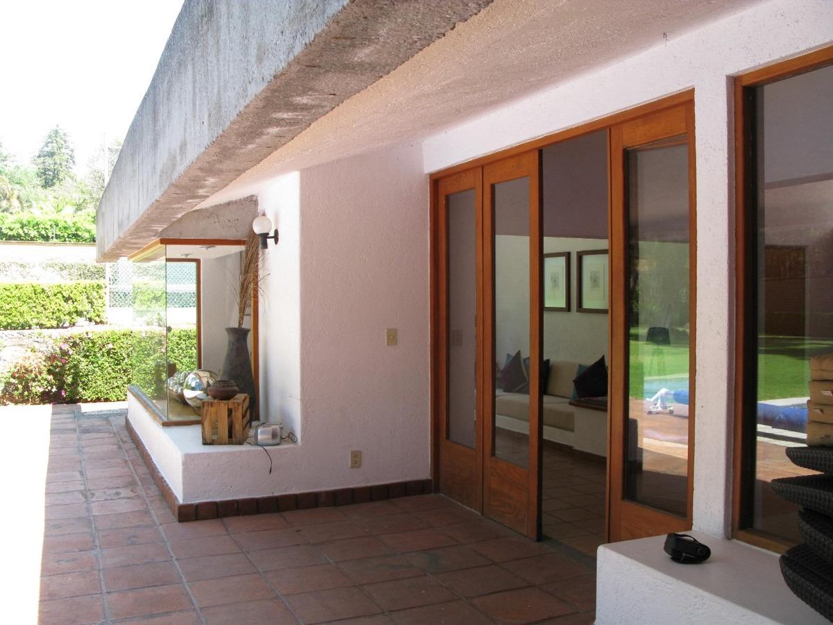 hermosa casa cuernavaca en rancho cortes.