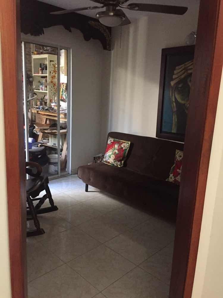hermosa casa de 2 pisos santa marta conjunto cerrado