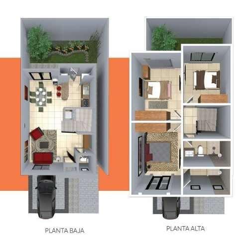 hermosa casa de 2 plantas en fracc. los naranjos en la colonia real del bosque, querã©taro
