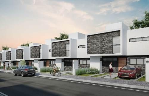hermosa casa de 3 habitaciones san isidro juriquilla entrega en abril
