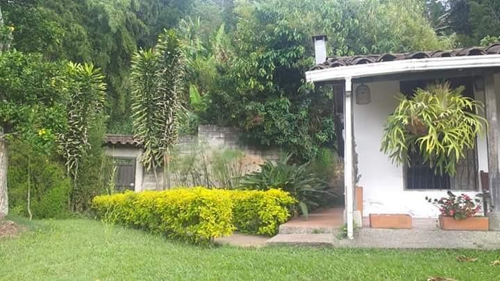 hermosa casa de campo en sabaneta