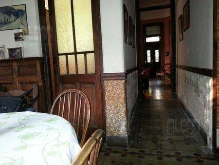 hermosa casa de corte antiguo