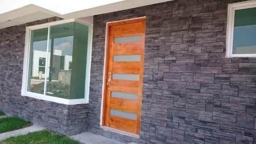 hermosa casa de lujo en venta en fraccionamiento residencial