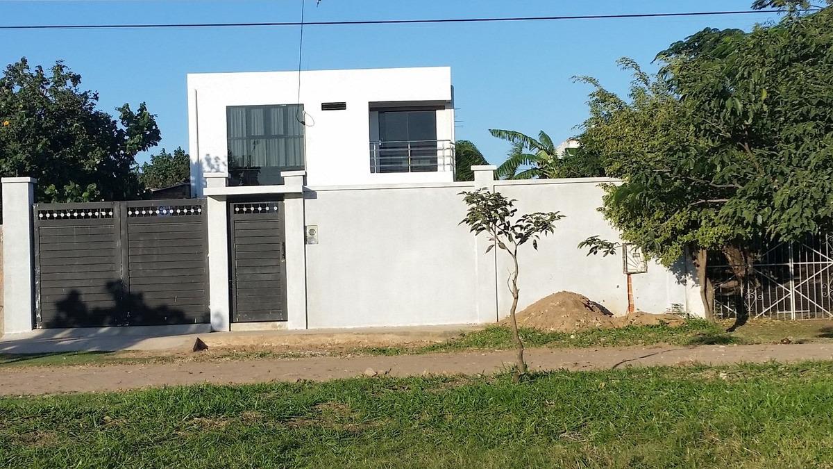 hermosa casa dos plantas en venta construcción nueva