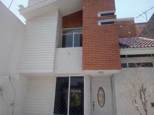 hermosa casa en bugambilias, puebla