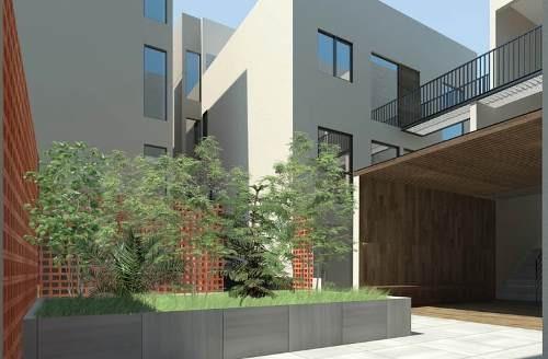 hermosa casa en colonia copilco el bajo con roof garden