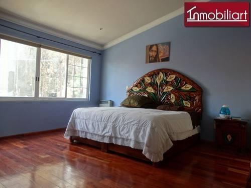 hermosa casa en condominio en venta o renta  el molino, cuajimalpa