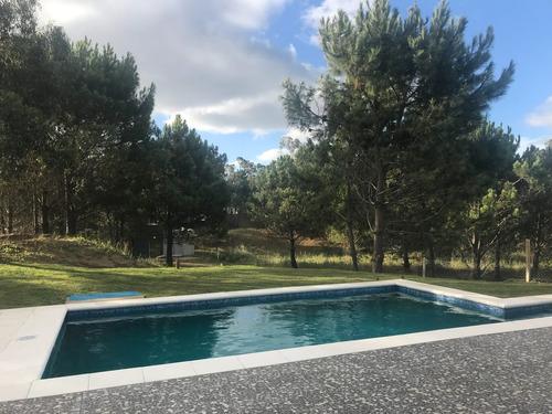 hermosa casa en costa esmeralda - 4 amb - pileta de natación