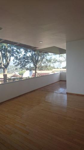 hermosa casa en cuajimalpa con amenidades
