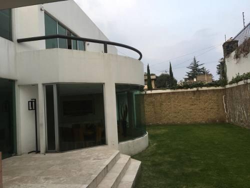 hermosa casa en el  ajusco