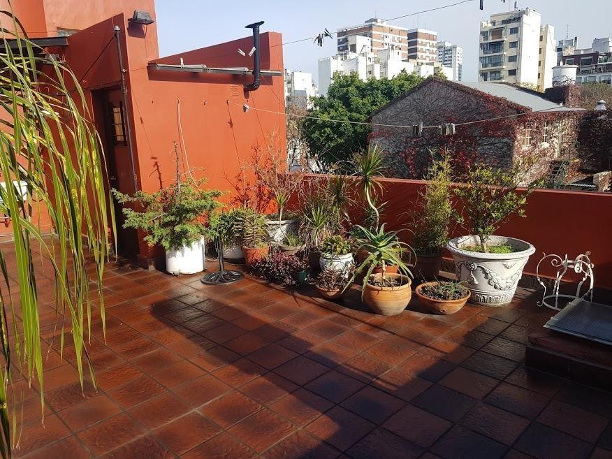 Hermosa Casa En El Barrio De Colegiales 4 Hab Terraza Cochera Divino