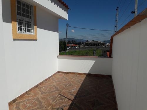 hermosa casa en el valle de los chillos usd. 150.000.00