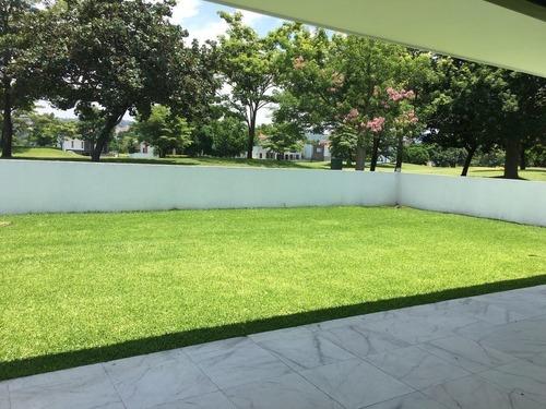 hermosa casa en fraccionamiento paraiso country club; cuernavaca morelos