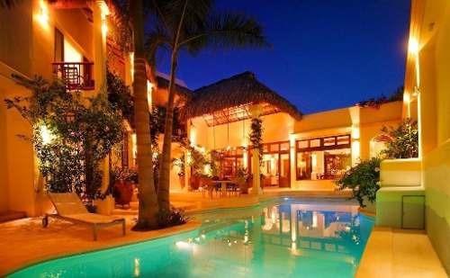 hermosa casa en huatulco