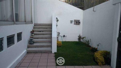 hermosa casa en jardines de coyoacan.
