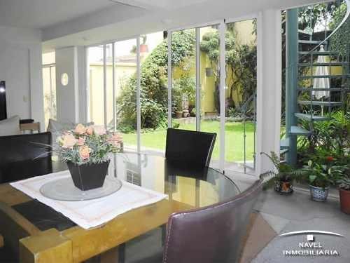 hermosa casa en la mejor zona de coyoacan. cav-3425