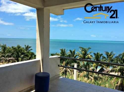 hermosa casa en la playa en exclusiva privada en campeche.